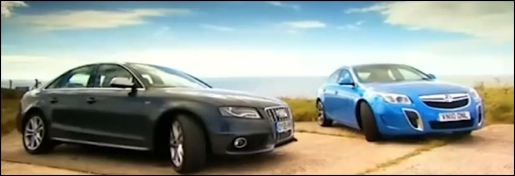 Poll Audi S4 Opel Insignia OPC