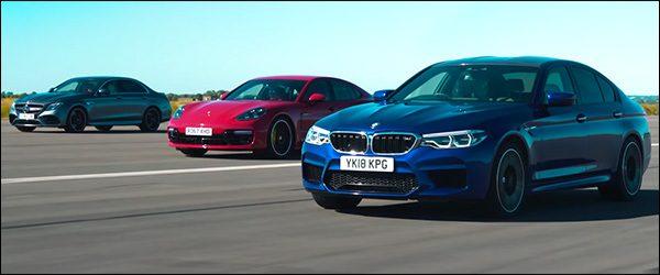 Poll: BMW M5 vs Mercedes-AMG E63 S vs Porsche Panamera Turbo S E-Hybrid