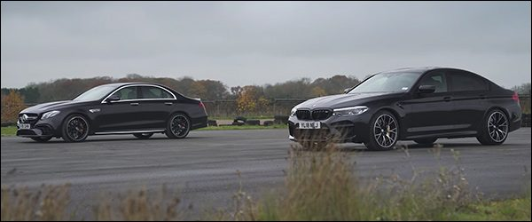Poll: Mercedes-AMG E63S vs BMW M5 Competition (2018)