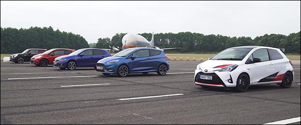 Poll: Polo GTI vs Fiesta ST vs Yaris GRMN vs MINI JCW vs 208 GTI