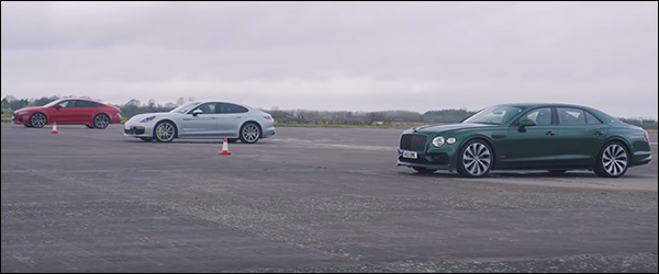 Poll: Audi RS7 Sportback vs Bentley Flying Spur vs Porsche Panamera Turbo S E-Hybrid (2020)