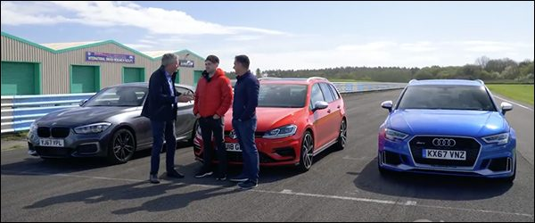 Poll: BMW M140i vs Audi RS3 vs Volkswagen Golf R