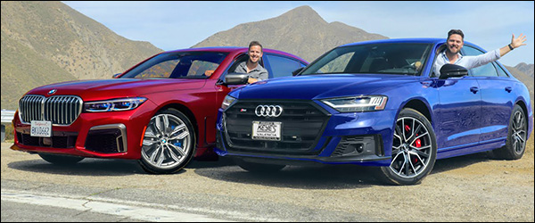 Poll: Audi S8 vs BMW M760i (2020)
