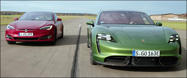 Poll: Porsche Taycan vs Tesla Model S (2019)