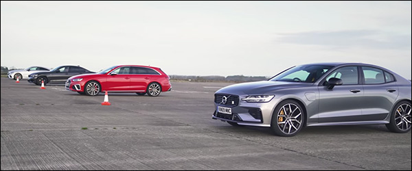 Poll: Volvo S60 Polestar Engineered vs BMW M340i vs Mercedes-AMG E53 vs Audi S4 (2020)