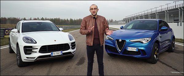 Poll: Alfa Romeo Stelvio Quadrifoglio vs Porsche Macan Turbo