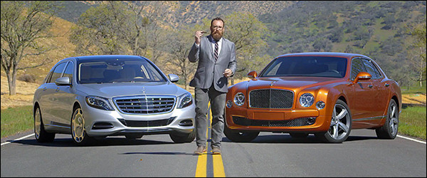 Poll: Bentley Mulsanne Speed vs Mercedes-Maybach S600