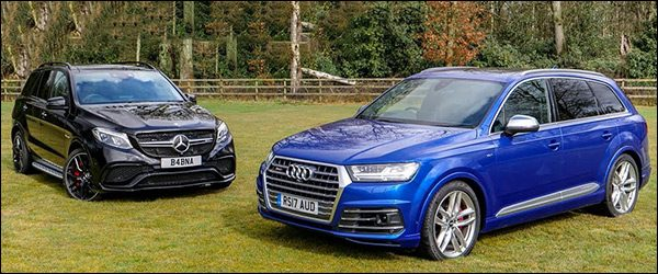 Poll: Mercedes-AMG GLE 63 S 4MATIC vs Audi SQ7