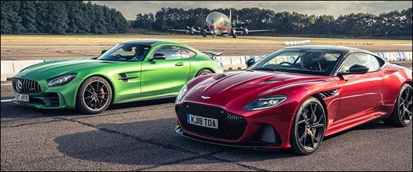Poll: Mercedes-AMG GT R vs Aston Martin DBS Superleggera