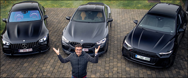 Poll: Mercedes-AMG GT 4-Door vs Audi RS6 Avant vs BMW M8 Gran Coupe (2019)