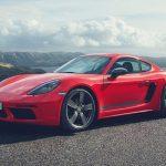 Officieel: Porsche 718 Boxster T + 718 Cayman T (2018)