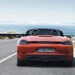 Officieel: Porsche 718 Boxster & 718 Boxster S (2016)