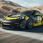 Officieel: Porsche 718 Cayman GT4 Clubsport (2019)