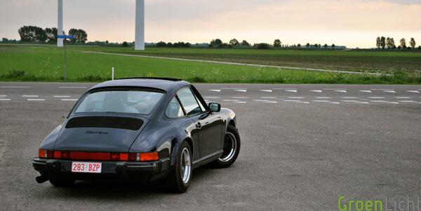 Porsche 911 Retroview