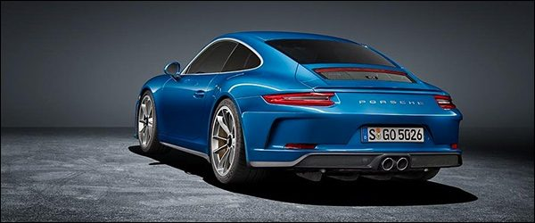 Officieel: Porsche 911 GT3 Touring Package (2017)