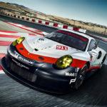 Officieel: Porsche 911 RSR (2017)