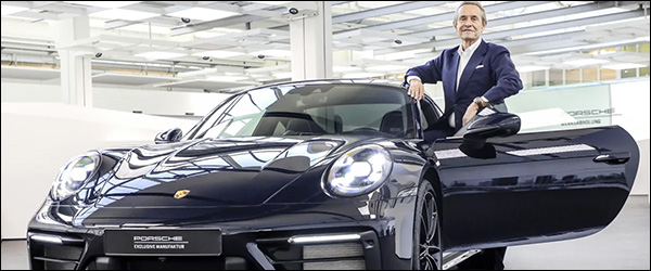 Officieel: Porsche 911 Belgian Legend Edition Jacky Ickx (2020)