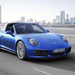 Officieel: Porsche 911 991 Carrera 4 (S) en Targa 4 (S) facelift
