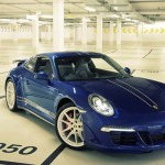 Porsche 911 Carrera 4S Facebook - 5 miljoen fans