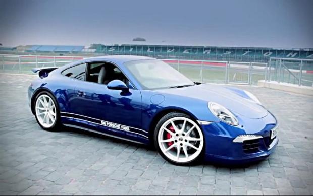 Video: Facebook Porsche 911 Carrera 4S | GroenLicht.be