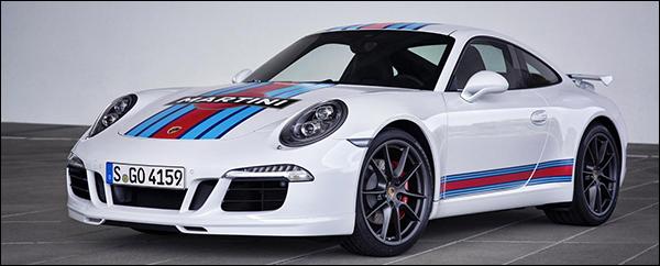 Porsche eert Le Mans met unieke Carrera S