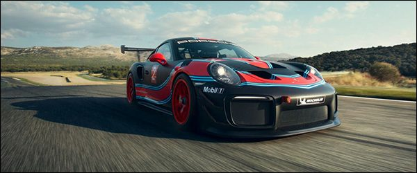 Officieel: Porsche 911 GT2 RS Clubsport (2018)