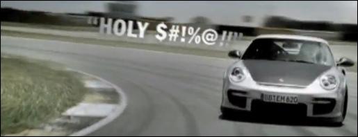 Porsche 911 GT2 RS Commercial