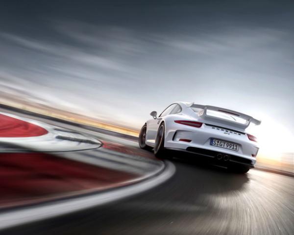 Porsche 911 GT3 2013 3