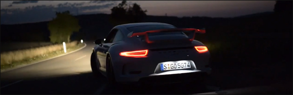 Porsche 911 GT3 feast for the senses