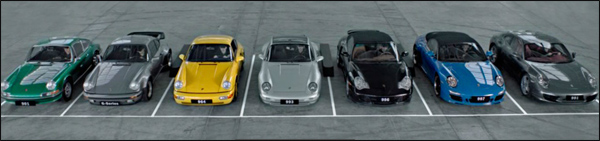Porsche 911 Sound Game 50th Anniversary