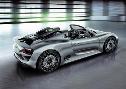 Porsche hybride volledig gamma