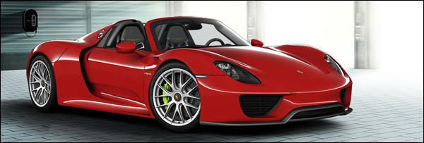 porsche 918 spyder configurator is live. Black Bedroom Furniture Sets. Home Design Ideas
