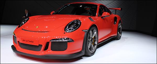 Video: Porsche 991 GT3 RS in actie