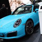 Autosalon Brussel 2017 live: Porsche (Paleis 11)