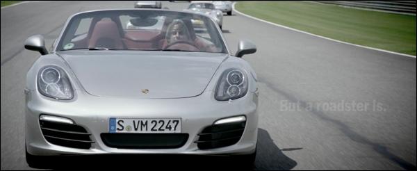 Porsche Boxster Video