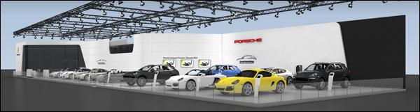 Porsche Brussel 2014