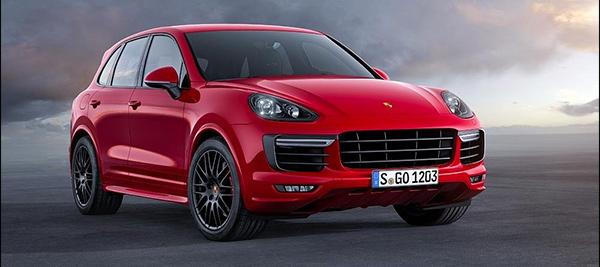 Officieel: Porsche Cayenne GTS + nieuwe instapper
