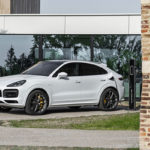 Officieel: Porsche Cayenne Turbo S E-Hybrid (Coupe) (2019)