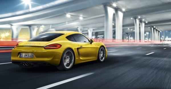 Porsche Cayman 2013 5