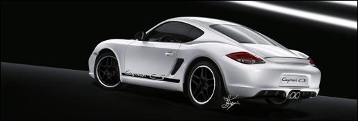 Porsche Cayman Club Sport