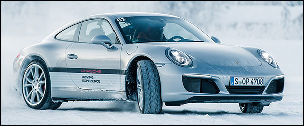 Video: Porsche Driving Experience Winter 2017
