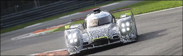Porsche LMP1 2014 Le Mans