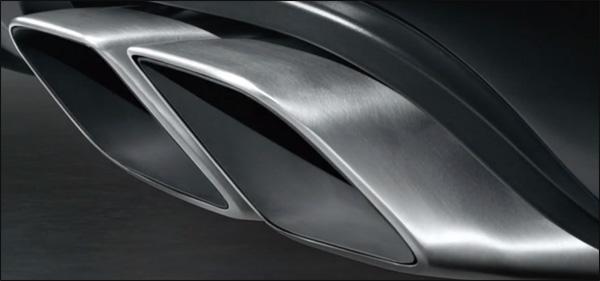 Porsche Macan Exhaust
