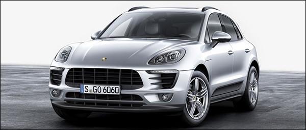 Officieel: Porsche Macan instapper [252 pk / 370 Nm]