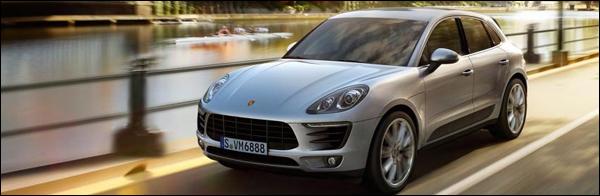 Porsche Macan viercilinder