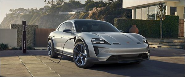 Officieel: Porsche Mission-E Cross Turismo Concept (2018)