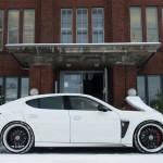 Edo Competition - Porsche Panamera Turbo