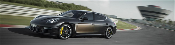 Porsche Panamera Exclusive Series Edition