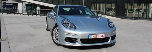 Porsche Panamera S-E Hybrid Header