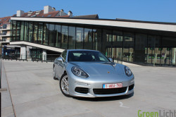 Porsche Panamera S-E Hybrid - Rijtest 02